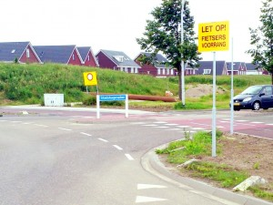 Fietsoversteek Breecamp (3)