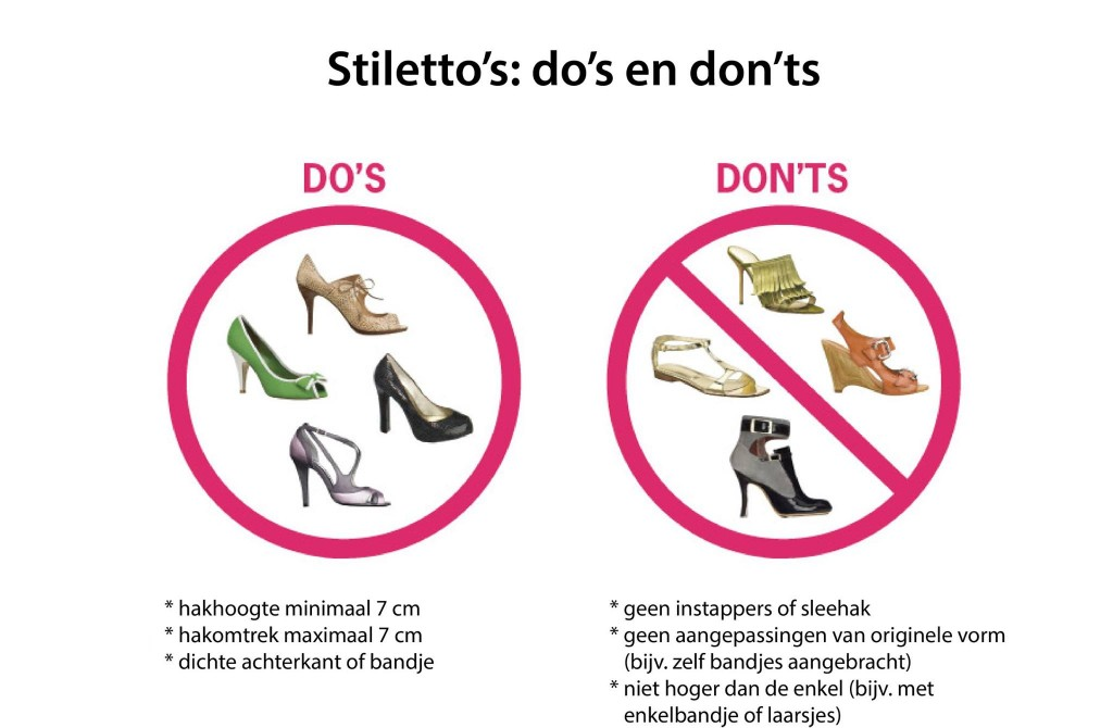 stiletto run