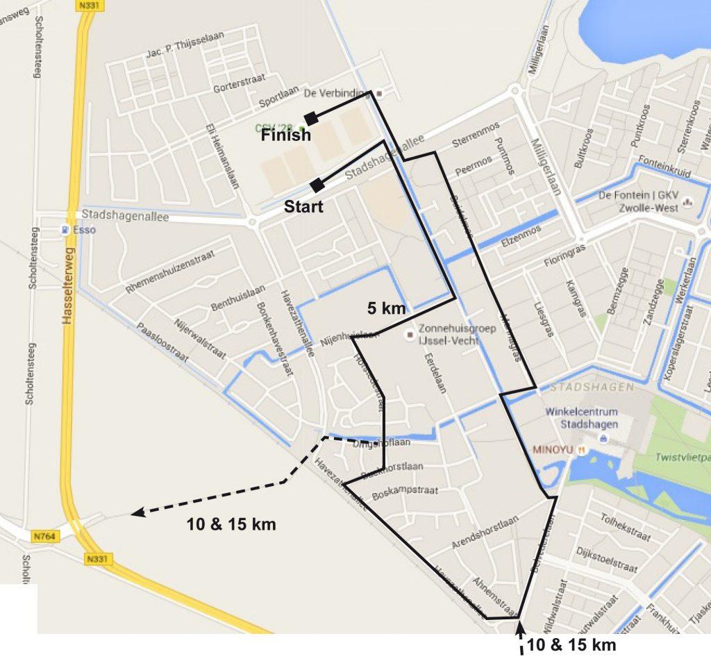 Bron kaart: www.google.com