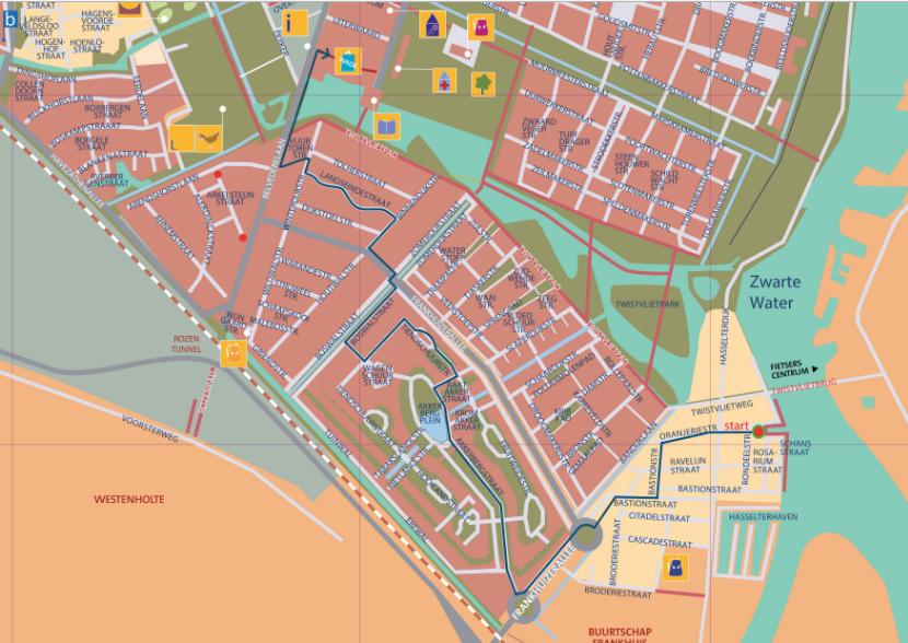 route-sinterklaas