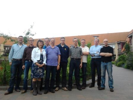 Initiatiefnemers van Buurt Energie Bedrijf Stadshagen