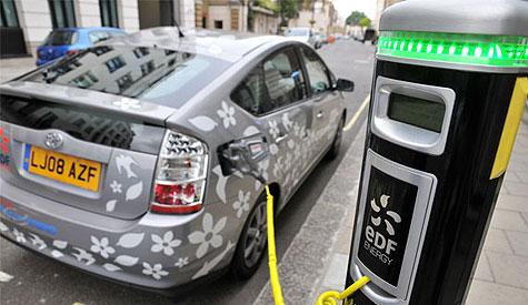Stadshagen Krijgt Oplaadpunt Elektrische Auto Stadshagennieuws