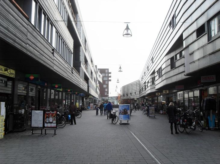 Onderzoek naar kwaliteit winkelcentrum Stadshagen