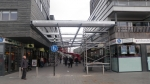 Werkzaamheden luifel Winkelcentrum Stadshagen in volle gang