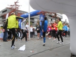 Start Clinic Unicef Stadshagen run