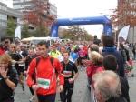Run op startnummer Stadshagenrun 2011