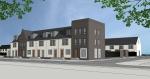 Start bouw sociale huurwoningen Breecamp-Oost