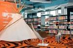 Geen prijs bibliotheek door lelijke ingang Cultuurhuis