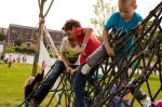 Kajakken, boogschieten en klimmen in Twistvlietpark