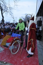 Sinterklaas op bezoek bij OBS De Schatkamer (foto's)