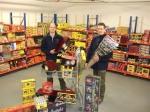 Ook Stadshagenaren kopen eenvoudig hun vuurwerk in Hattem
