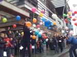 Windluifel in winkelcentrum officieel geopend (foto's)