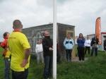 Strandpost aan Milligerplas officieel geopend