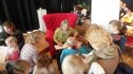 Schrijfster Dikkie Dik leest voor in Cultuurhuis (foto's)