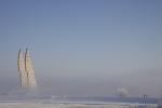 Fotoreportage: Winters Stadshagen in beeld