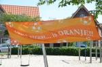 Oranjekoorts in Stadshagen neemt toe (foto's)