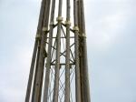 'Duivels teken' prijkt in kerktoren Stadshagen
