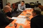 Kerstcommissie kiest uit inzendingen kerstactie (foto's)