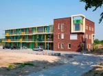 Markant gebouw Klokkengieterlaan officieel geopend