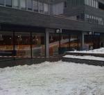 Supermarkt Albert Heijn ontruimd
