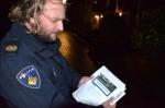 Politie doet buurtonderzoek naar ontvoering (foto's)