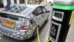 Stadshagen krijgt oplaadpunt elektrische auto