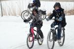 Fotoreportage: flinke sneeuwval in Stadshagen