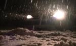 Opnieuw flink pak sneeuw in Stadshagen (video)