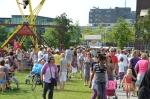 Stadshagen maakt zich op voor evenementen