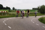 Verkeershinder rond Milligerplas door Triathlon