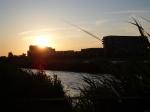 Een schone zonsondergang in Stadshagen…