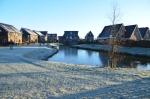 Winter laat zich even zien in Stadshagen