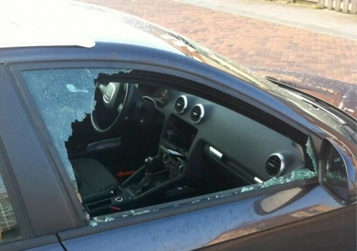 Reeks inbraken in auto's Stadshagen