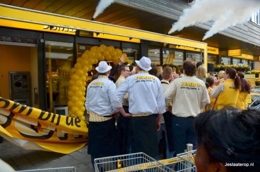 Jumbo Stadshagen feestelijk geopend (foto's)