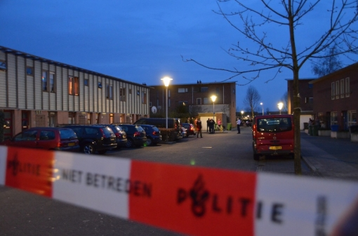 Ook wapens aangetroffen in woning Linnenweverstraat