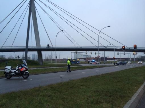 Ongeval op kruising Hasselterweg (update)
