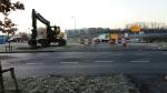 Bouwers beginnen aan groot project station Stadshagen