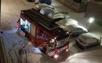 Balkonbrand woongebouw Frankhuizerallee