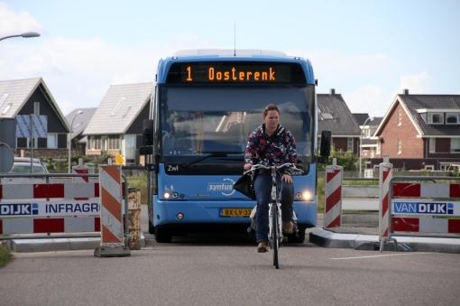 Stadshagen wordt veiliger en beter bereikbaar