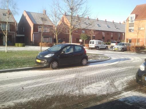 Heeft Stadshagen een parkeerprobleem?