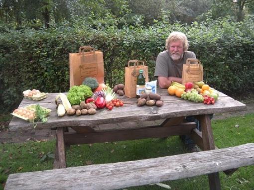 Cultuurhuis wordt afhaalpunt groente- en fruittassen