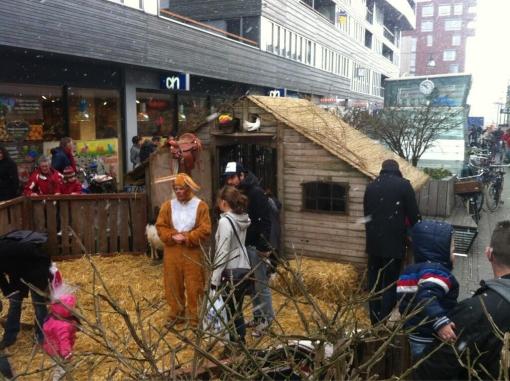 Paasactiviteiten voor kinderen in winkelcentrum en Stadshoeve