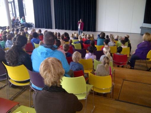 Park de Stadshoeve: filmmiddag voor alle kinderen Stadshagen