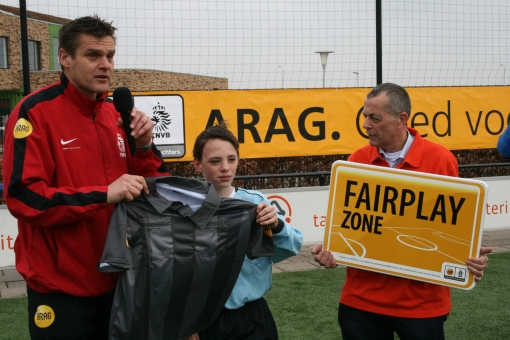 KNVB FairPlay certificering voor CSV'28
