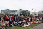 Kleedjesmarkt Stadshagen groot succes (foto's)