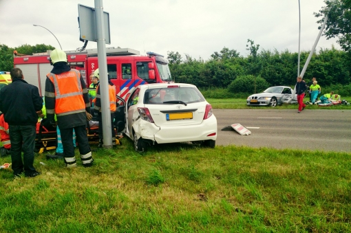 Ernstig ongeval Hasselterweg