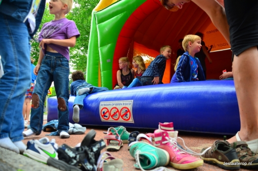 Buitenspeeldag in Stadshagen (foto's)