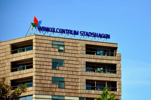 Winkelcentrum Stadshagen bestaat tien jaar