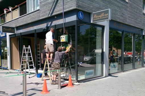 Winkelcentrum krijgt ambachtelijke bakker