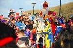 Intocht Sinterklaas vanaf CSV'28